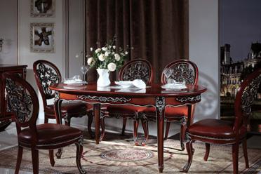 法式爱丽舍餐台