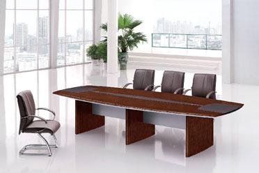 不规则会议桌